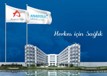 33 Social Organizations Anadolu Vakfı Scholarship for more than 20,000 students Free of charge health