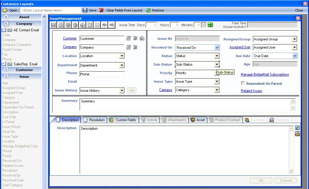 BridgeTrak 8.0 What s New Page 3 *NEW* Import GUI for Companies and Customers Version 8.