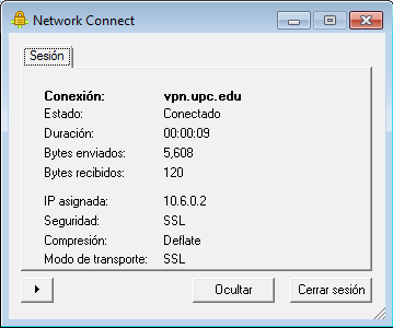 - Network Connect will ask us if we want to install the program, here we have to select Always.