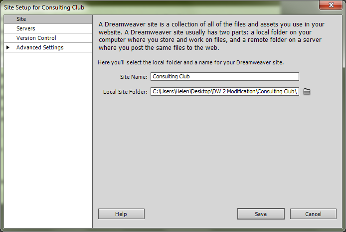 IV. Dreamweaver CS5 Tools If you are using Dreamweaver CS5, you have a number of analysis tools available to you.