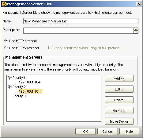 86 Installing Symantec Endpoint Protection Manager Installing and configuring Symantec Endpoint Protection Manager for failover or load balancing 12 Click OK.