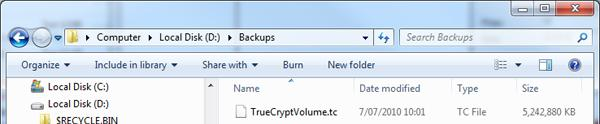 10 o If no backups are listed, either connect your backup device to the machine (e.g.