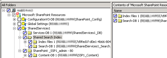 94 Performing backups and restores of SharePoint Server, SharePoint Foundation, and Windows SharePoint Services About restores of SharePoint Server, SharePoint Foundation, and Windows SharePoint