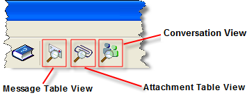Chapter 9: Message Views are displayed on the Source pane.