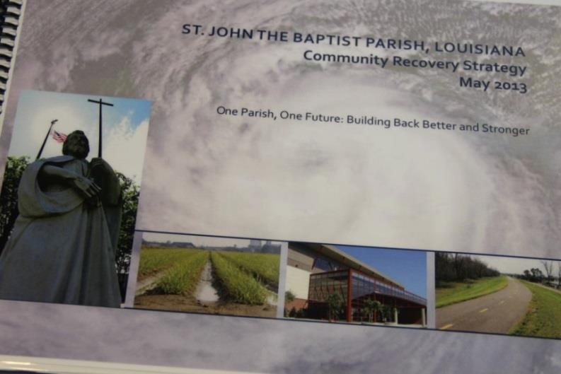 Community Recovery Strategy Blueprint for future of