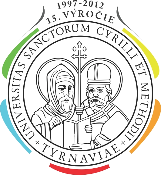 Cyril and Methodius in Trnava Jana Koprlová Abstract: Information about oncoming scientific conference to honor the 15 th anniversary of the University of Ss.