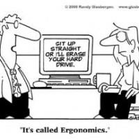 Ergonomics in the office workplace basics