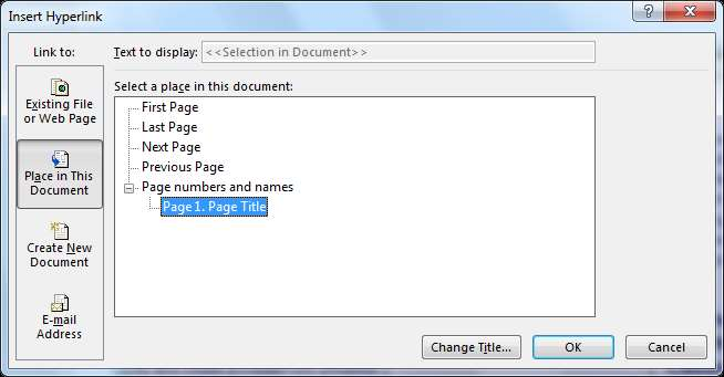 Click OK to exit the dialog box. NOTE: Some Web browsers and email programs may not recognize the subject line.