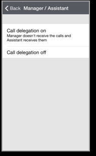 "3.4 Manager/Assistant (optional) System configuration provides a ""Manager / Assistant"" feature so that an assistant can receive all the manager s calls except white list calls."