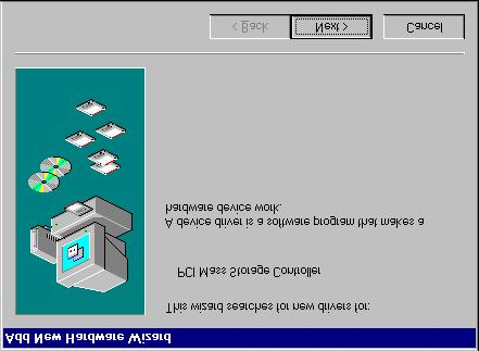 M5281/M5283 The following is an example of Windows 98