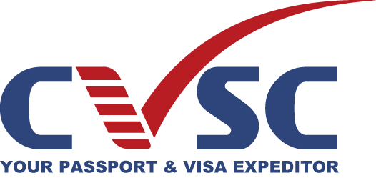 Dear Valued Client, Thank you for choosing CVSC for your passport and travel visa need.