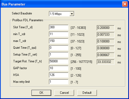 8 Example Program 8.1 Example Program 8.1.3 Setting Network Configuration and Parameter for Example Program When setting the network configuration and parameters for the example program, use GX Configurator-DP Ver.