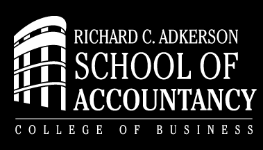 PAGE 4 OF 7 Degree programs in the Adkerson School of Accountancy include the Bachelor of Accountancy (BACC), the Master of Professional Accountancy (MPA), and the Master of Taxation (MTX).