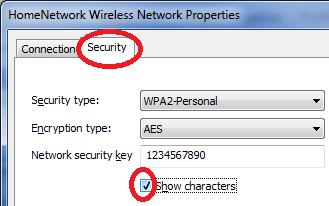4. You should see the profile of your Wi-Fi network in the list. Right click on your Wi-Fi network and then click on Properties. 5.