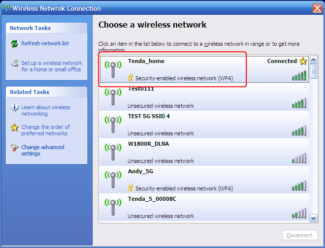 "5) You can access Internet via the device when ""Connected"""