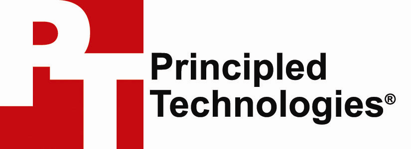 About Principled Technologies We provide industry-leading technology assessment and fact-based marketing services.