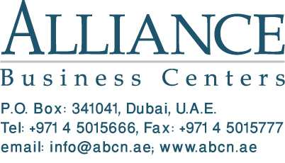 Alliance Business Center reception staff will provide you with detailed track and tracing information of your shipments.