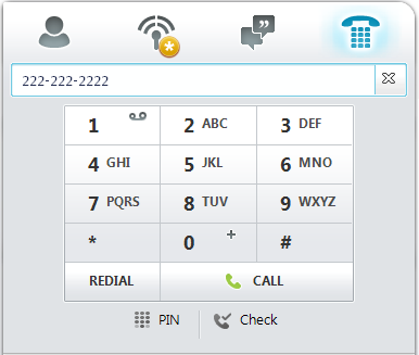 Lync Basics Make a Phone Call First let s test the sound quality on your device: 1. Click Audio Device menu, Audio Device Settings. 2. Under Audio device, adjust the speaker, microphone and ringer. 3.