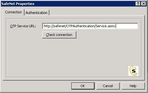 Safenet Settings 2X ApplicationServer has added a second application for authentication called SafeNet.