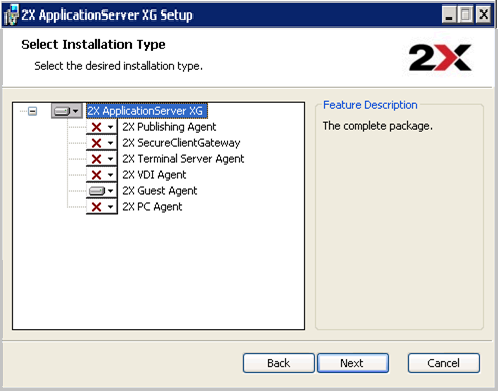6. Select the Custom as the installation type. Select Installation type: custom. 7.