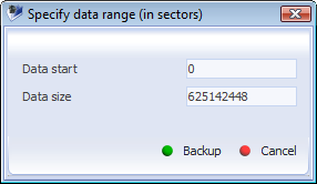 40 2.4. Data saving Saving function allows to save intermediate and end results of data recovery with UFS Explorer Standard Recovery.