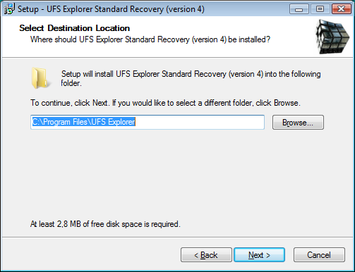 II. Installation 6 Standard Recovery version 4.5 has trial version mode allowing you to test performance capabilities of this software application before you purchase the software itself.