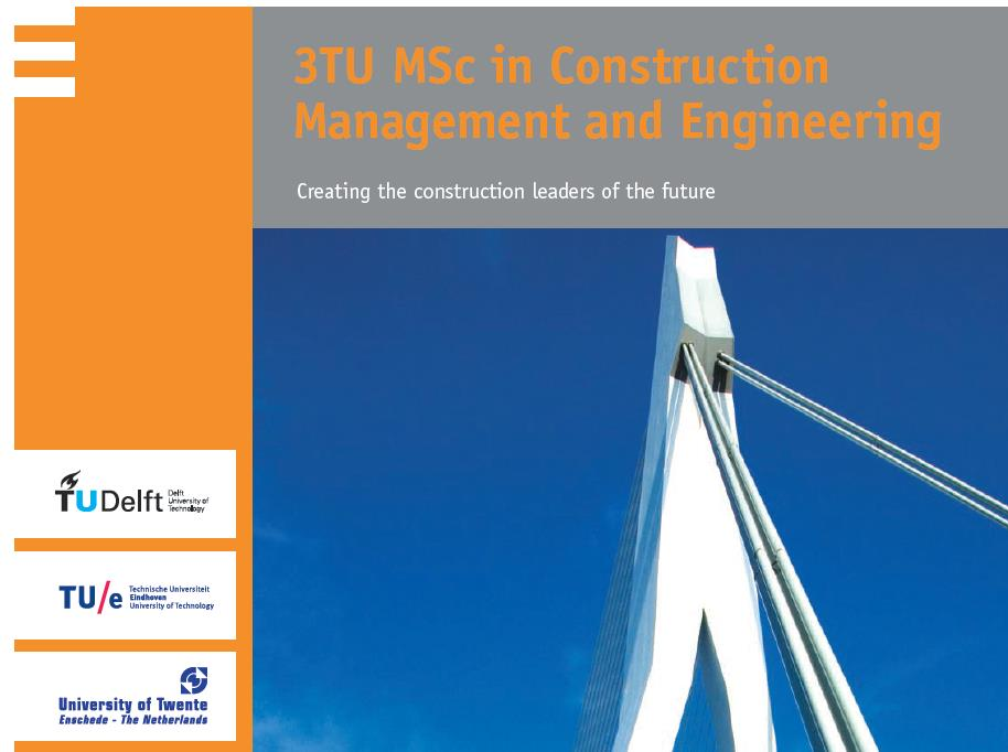 Construction Management and Engineering