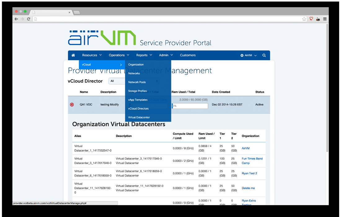 The AirSembly platform has 3 core components: Storefront Customize and brand your cloud product catalogue for any service, at any interval, private as well as public clouds, and also for individual