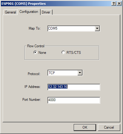 3. In the Device Manager select the + button next to Ports (COM & LPT) to expand and see the Vlinx ESP (COM #).
