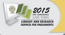 Innovative Library Services for Information and Knowledge-based Parliament: Case study of the Parliamentary Information Centre A paper presented at the 31 st IFLA Pre Conference for Library and