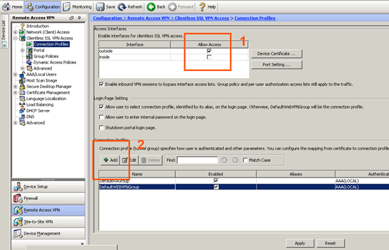 Figure 1 In this picture, you can see the RADIUS client settings for your Cisco ASA device.