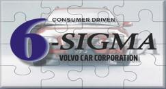 The data challenge Volvo Cars Lean Six Sigma program has been active for 13 years, and has instilled a consciousness of the benefits of being data driven.