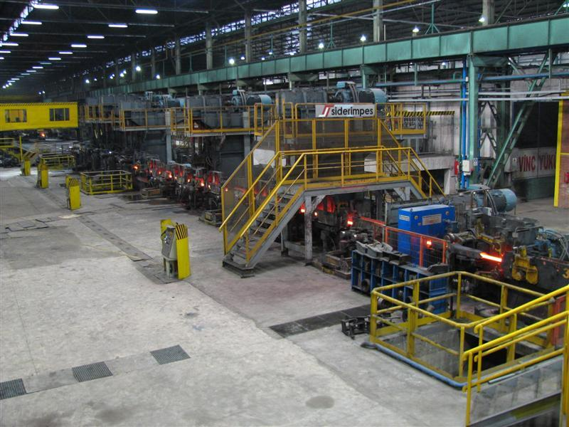 MEDIUM SECTION MILL