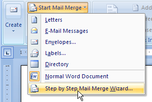 Create Mailing Labels Using Excel Data (Mail Merge) This quick guide will show you how to create mailing labels from an Excel spreadsheet.