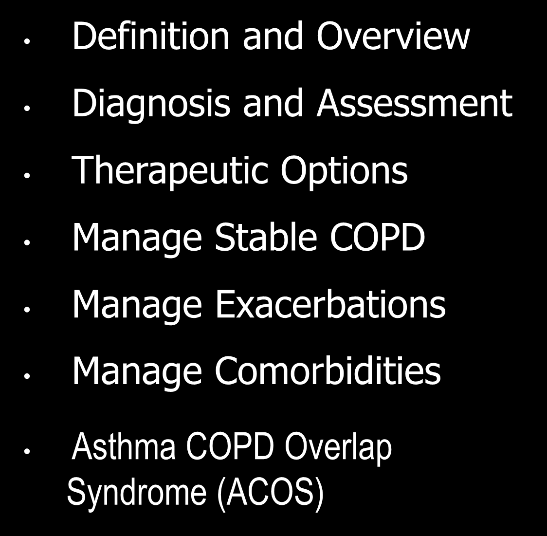 Global Strategy for Diagnosis, Management and Prevention of COPD, 2013: