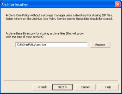 Application Note  UDO Archive Appliance and C2C Archive One