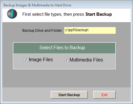 Utilities 529 data loss. The backup will contain all the data on the server, not just data entered at the workstation.