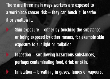 How about occupational lung cancer?