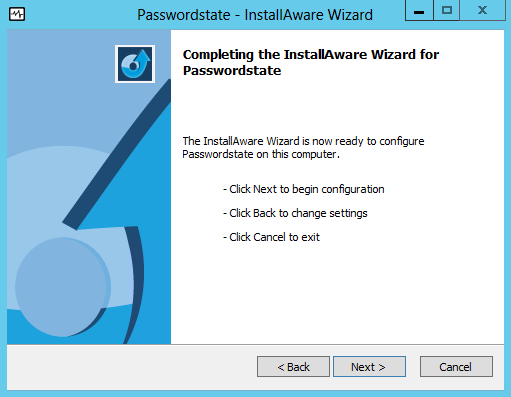 Passwordstate High Availability Installation Instructions 5.