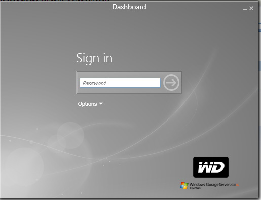 Click Finish: Step 4: Access the Dashboard (Windows PCs Only) and Launchpad You can only access the Dashboard using a Windows PC that is already connected to your WD Sentinel server.