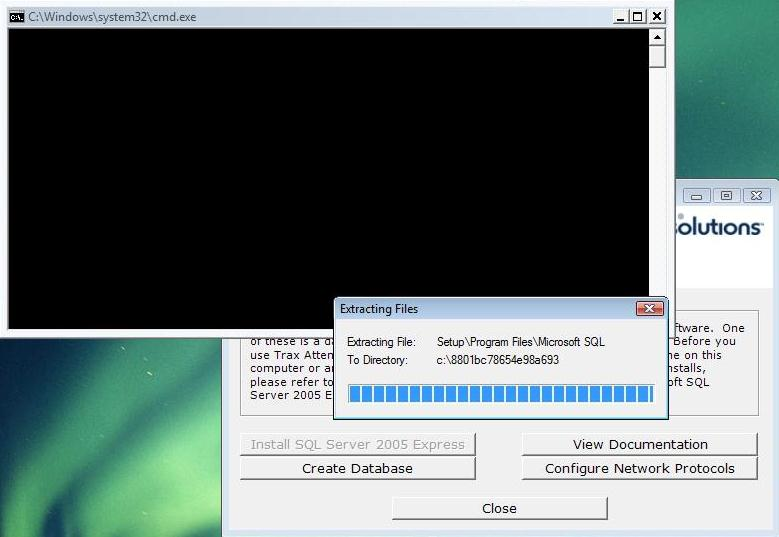 7. If Program Compatibility Assistant window appears, check Don t show this message again and select Run Program 8.