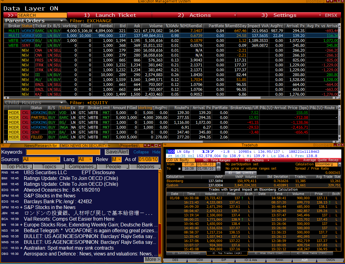 Bloomberg trading system download