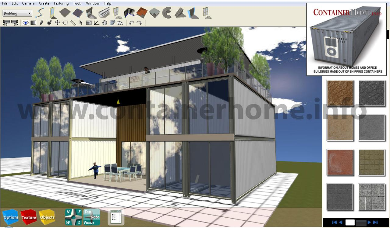 Isbu design software joy studio design gallery best design for Container home design software