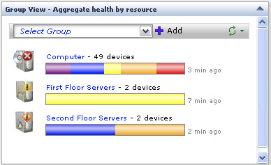 Software and patch management Server Management Suite provides server administrators with reports for server databases.