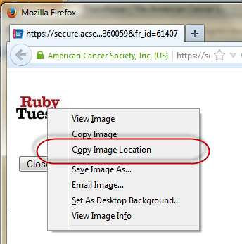 Upload Animated Gif to Event Home Page Upload the animated gif file you just created to the image library. From the Event Center go to Manage Event Library, then the Image List tab.