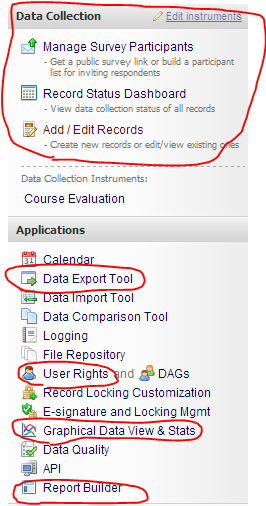 After practice data are collected, you need to test these features 1. Project dashboard 2.