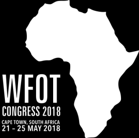world Professional development and networking The 7 th WFOT Congress will take place in