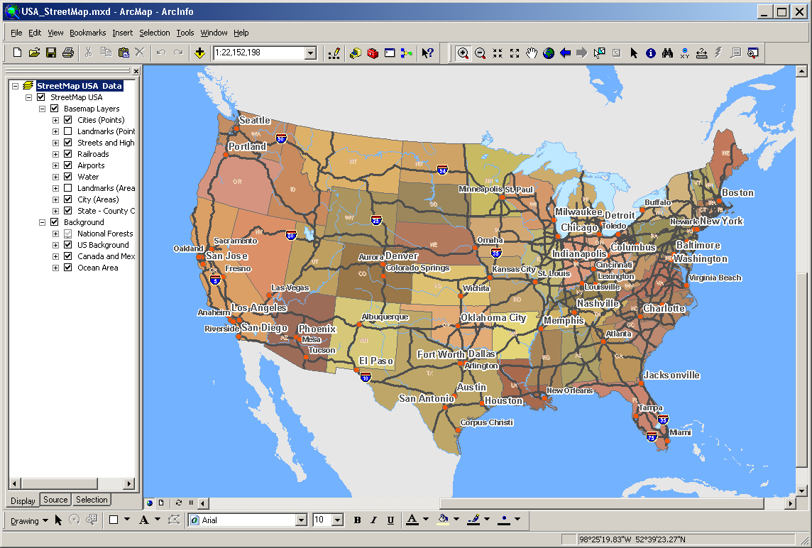 GIS Application Look and Feel Seamless application publishing