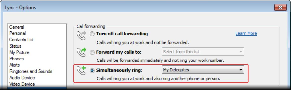 Use Boss-Admin The Boss-Admin feature enables you to manage phones on your network and see when there is an answered call, when a call is on hold, or when a call has ended on a boss or delegate line.