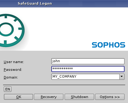 Administrator help You can change the look of the SafeGuard POA dialog to suit your preferences by using policy settings in the SafeGuard Management Center. 16.3.